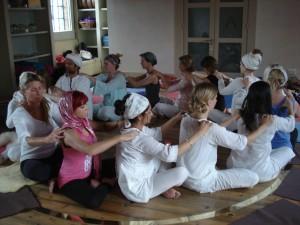 massage train